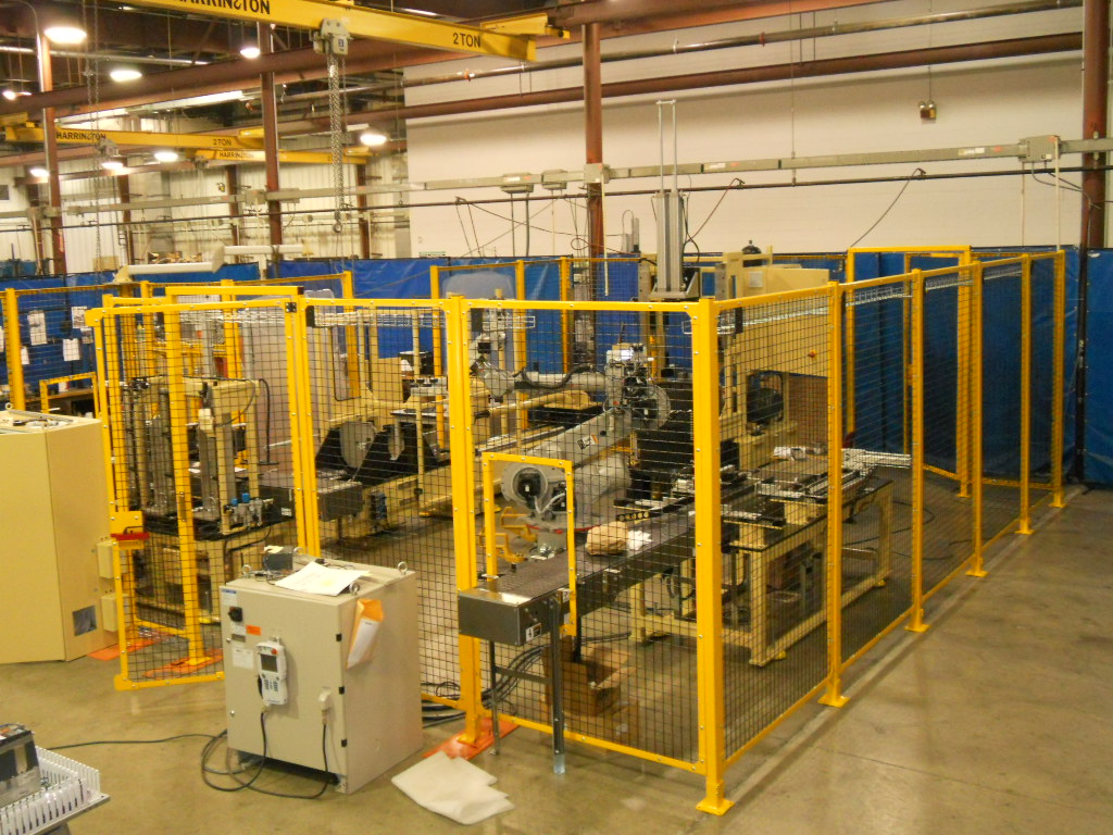 Assembly Machines, Automated Assembly Lines - RNA Automation